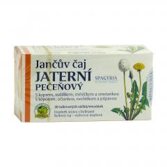 Spagyria Jančův čaj jaterní 20 ks, 20 g