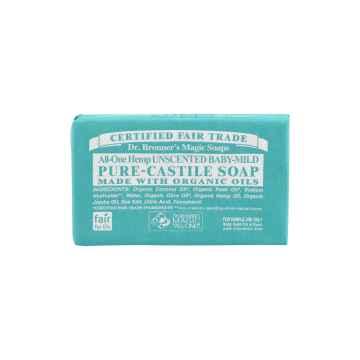 Dr. Bronner´s Tuhé mýdlo Baby-Mild 34 g