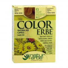 Color Erbe Barva na vlasy Světlá blond 06, Natur 135 ml