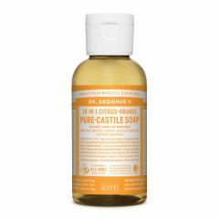 Dr. Bronner's Tekuté universální mýdlo ALL-ONE!, Citrus-Orange 60 ml