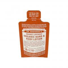 Tělové mléko Orange-Lavender 5 ml