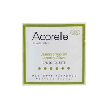 Acorelle Toaletní voda Jasmín 1,5 ml vonný kapesník