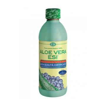ESI Aloe vera šťáva, čistá 500 ml