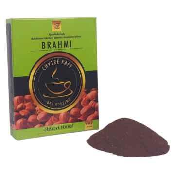 DNM Ájurvédské kafe Brahmi s příchutí oříšků 50 g