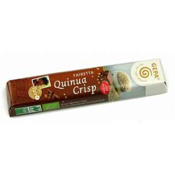 Gepa Čokoláda Bio Fairetta Quinua 45 g