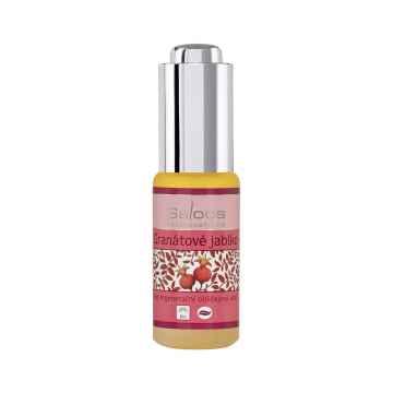 Saloos Regenerační obličejový olej granátové jablko 20 ml