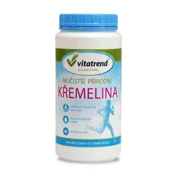 Vitatrend Křemelina 400 g, 1,5 l