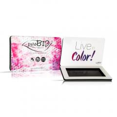 puroBIO cosmetics Magnetická paletka 1 ks