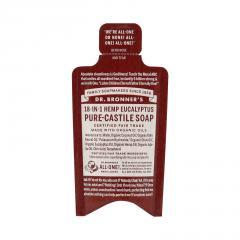 Dr. Bronner´s Tekuté universální mýdlo ALL-ONE!, Eukalyptus 10 ml