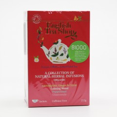 English Tea Shop Mix 4 příchutí - bylinková směs 27,5 g, 20 ks