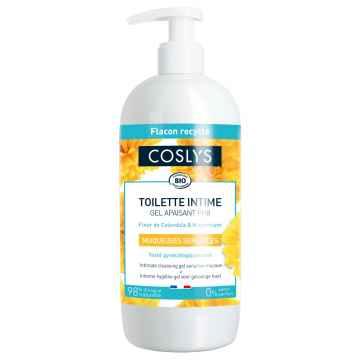 Coslys Intimní mycí gel měsíček 500 ml