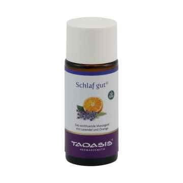 Taoasis Masážní olej Dobrý spánek 50 ml