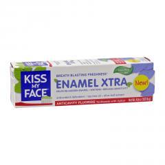 Kiss My Face Corp. Zubní pasta Enamel Xtra 127,6 g