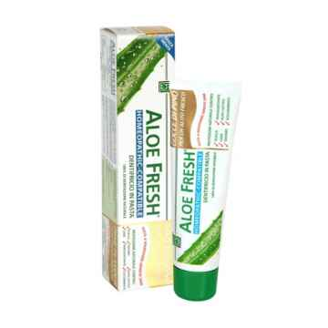 Zubní pasta Homeopatic Whitening, Aloe Fresh 100 ml