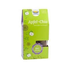 Govinda Datlovo-jablečné cukroví s chia semínky, Bio 120 g