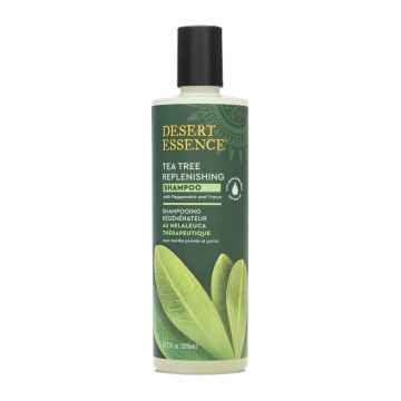 Desert Essence Šampon hojivý regenerační s tea tree 382 ml