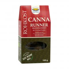 Govinda Datlové raw cukroví s konopím Canna Runner, Bio 100 g