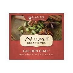 Numi Černý čaj Golden Chai 1 ks, 2,6 g