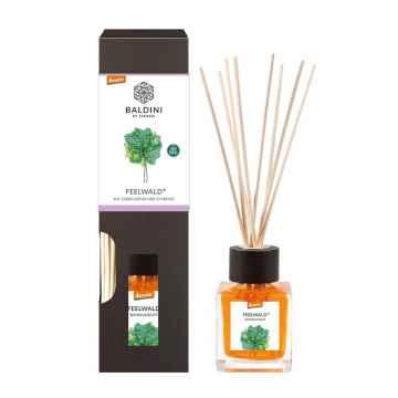 Taoasis Aroma difuzér Vůně lesa, Bio Demeter, Baldini 100 ml + 7 tyčinek