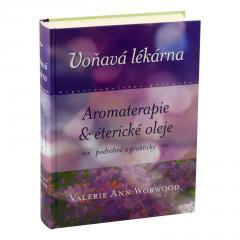 ostatní Voňavá lékárna, Valerie Ann Worwood 582 stran
