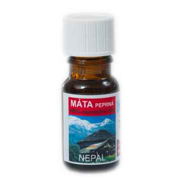 Chaudhary Biosys Máta peprná, Nepál 10 ml