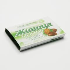 TML Sibiřská žvýkací pryskyřice bez přísad 4 g, 5 ks (tablet)