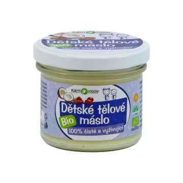 Purity Vision Dětské tělové máslo 100 ml