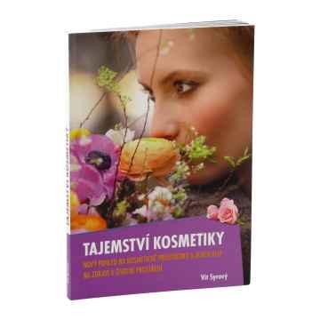 ostatní Tajemství kosmetiky, Vít Syrový, druhé vydání 230 stran