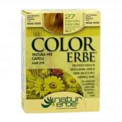 Color Erbe Barva na vlasy Blond 27, Natur 135 ml