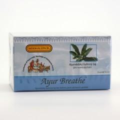 Siddhalepa Ayur Breathe, čaj pro volné dýchání 20 ks, 40 g