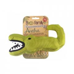 Beco Pets Beco Plush Toy Alligator 1 ks
