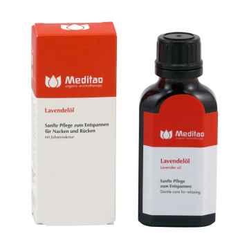 Taoasis Uvolňující levandulový olej, Meditao 50 ml