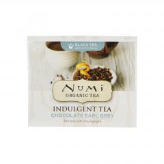 Numi Čokoládový čaj Earl Grey, Indulgent Tea 1 ks, 3,35 g