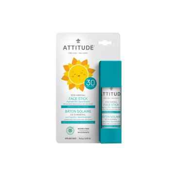 Attitude Ochranná tyčinka na dětský obličej a rty 18,4 g