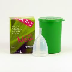 Yuuki Menstruační kalíšek 2 (větší) Soft 1 ks