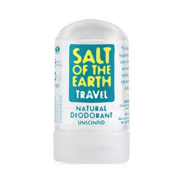 Salt of the Earth Tuhý krystalový deodorant Salt of the Earth, cestovní 50 g