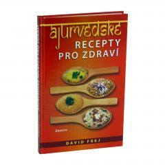 ostatní Ajurvédské recepty pro zdraví, David Frej 189 stran