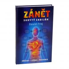 Knihy Zánět skrytý zabiják, David Frej 311 stran