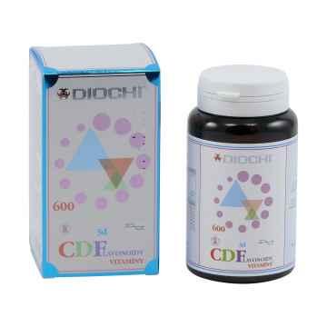 Diochi CDF, kapsle 80 ks