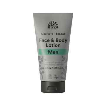 Urtekram Krém na tělo i obličej, MEN 150 ml