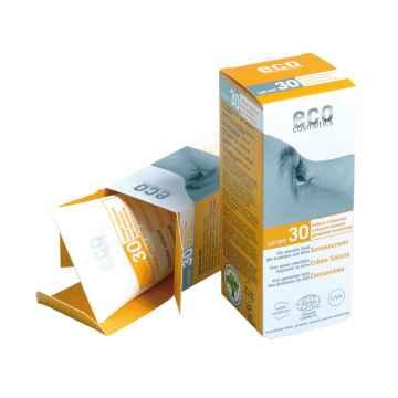 Eco Cosmetics Ochranný sluneční krém SPF 30 75 ml