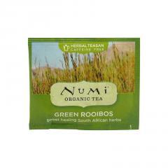 Numi Bylinný čaj Green Rooibos 1 ks, 2,4 g