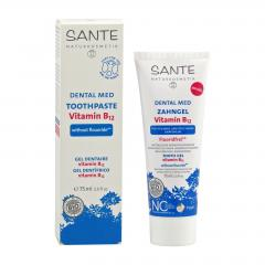 SANTE Zubní gel vitamin B12 bez fluoridu 75 ml