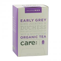 Care Tea Černý čaj Early Grey 18 ks, 36 g