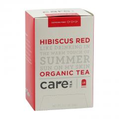 Care Tea Ovocný čaj Hibiscus Red 18 ks, 36 g