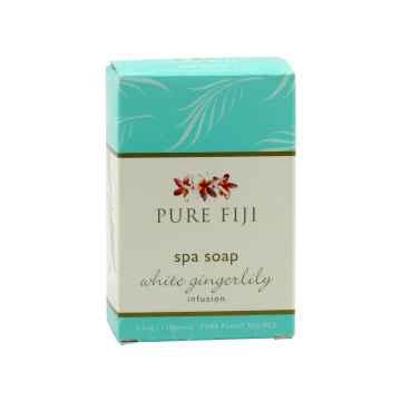Pure Fiji Kokosové mýdlo, zázvor 100 g