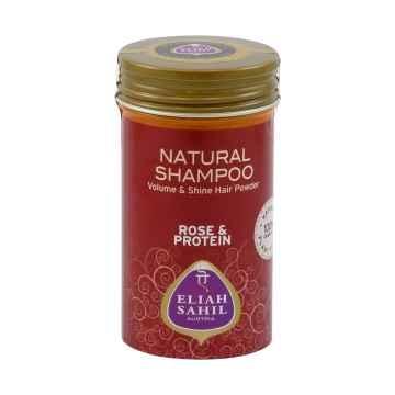 Eliah Sahil Ájurvédský práškový šampon pro extra objem 100 g