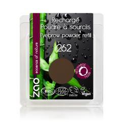 ZAO Stíny na obočí 262 Brown 3 g náplň