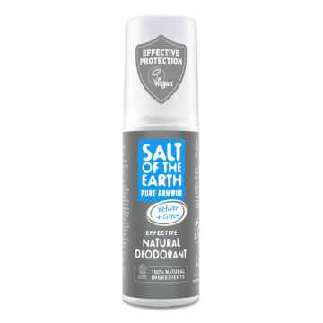 Salt of the Earth Deo sprej pánský, Pure Armour 100 ml