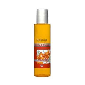 Saloos Koupelový olej rakytník a pomeranč 125 ml
